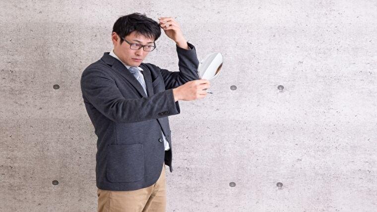 【体験談】若ハゲの私が独身じゃない3つの理由を解説